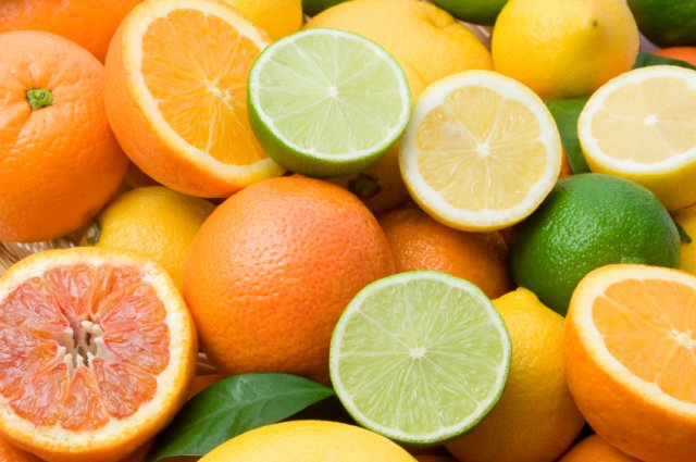 Fresh Citrus   A Refreshing Blend Of Tangy Lemons And Juicy Oranges.